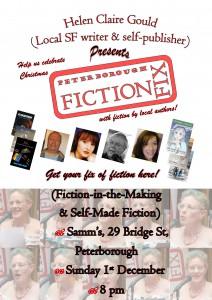 December 19 Fiction Fix Poster