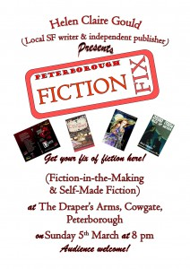 March Fiction Fix poster