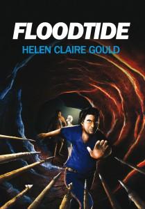 Cover image for my novel Floodtide