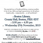 Poster for Formatting & Publishing on Kindle IIh