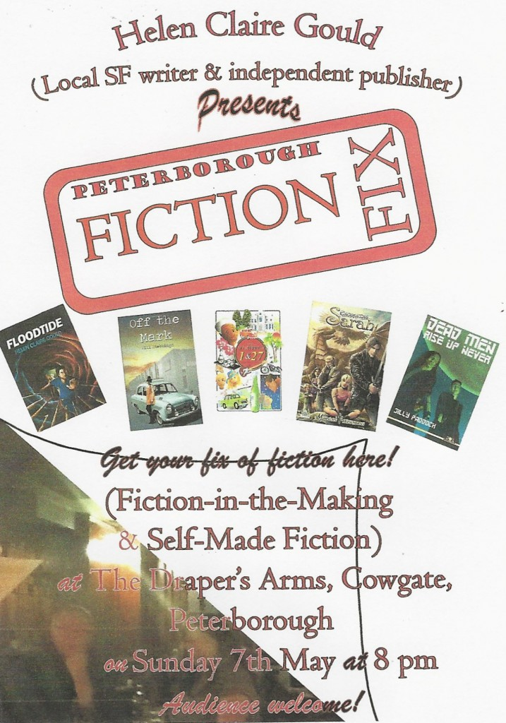 May Fiction Fix Poster