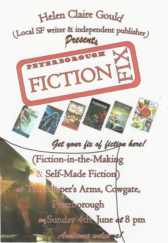 Poster for June Fiction Fix