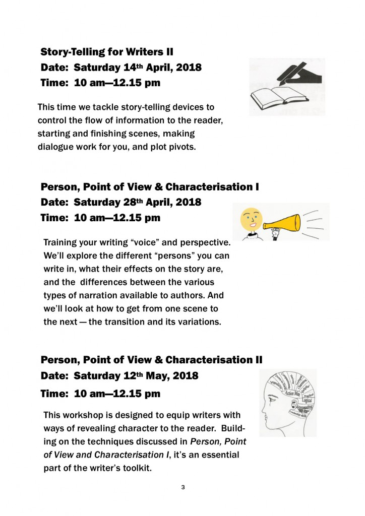 Workshop Leaflet page 3