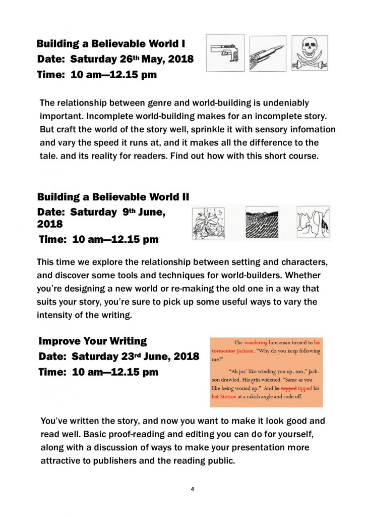 Workshop Leaflet page 4