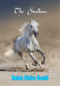 Book cover for The Stallion.