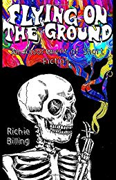 Richie Billing's Flying on the Ground book cover