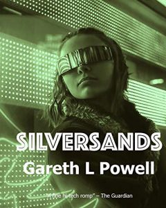 Cover of Silversands by Gareth L Powell